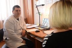 Работа с пациентом