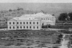 XIX век Корпуса и строения больницы