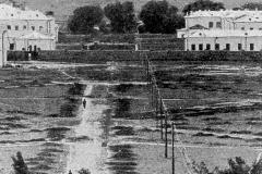 XIX век территория и строения больницы